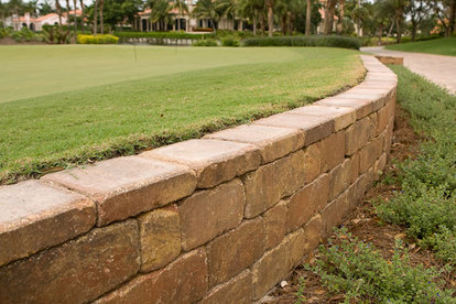 best top rated retaining wall contractor Irving