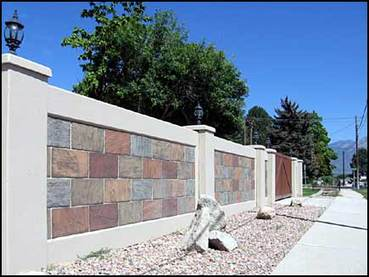 privacy wall precast concrete dealer sales dallas