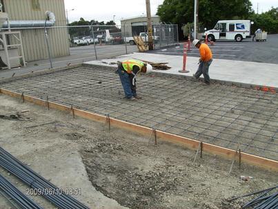 Parking Lot Construction Mckinney Tx Concrete Paving